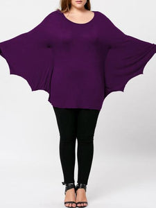 Halloween Batwing T-Shirt | Make Your Lives - $29.99