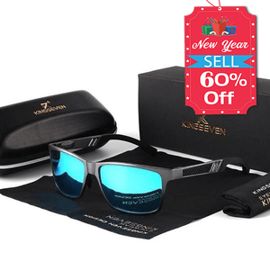 King Seven Polarized Sunglasses - Men | Make Your Lives - $22.99