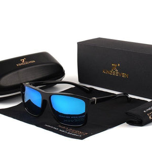 KINGSEVEN Square Sunglasses Make Your Lives