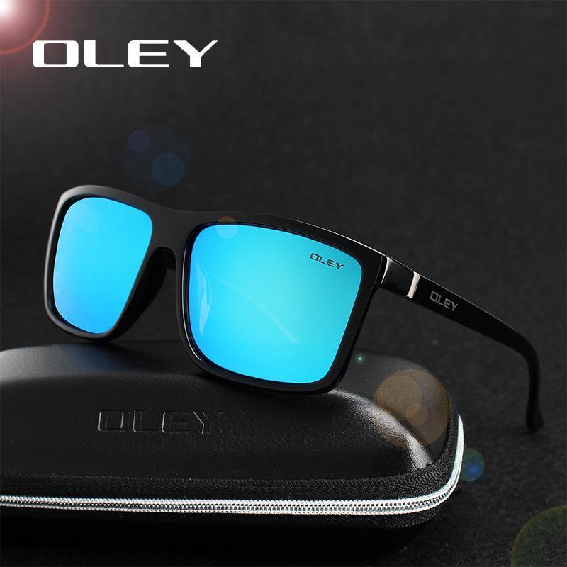 OLEY HD Polarized Men Sunglasses - Make Your Lives