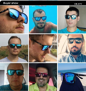OLEY HD Polarized Men Sunglasses Make Your Lives