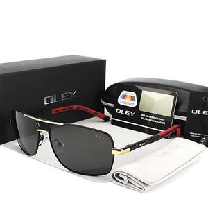 OLEY Polarized Sunglasses - Men Make Your Lives