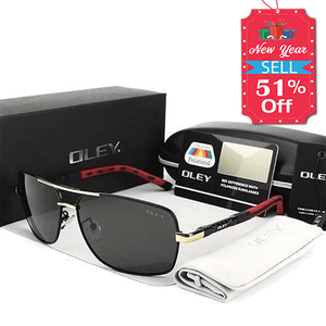 Oley Polarized Sunglasses - Men | Make Your Lives - $31.99