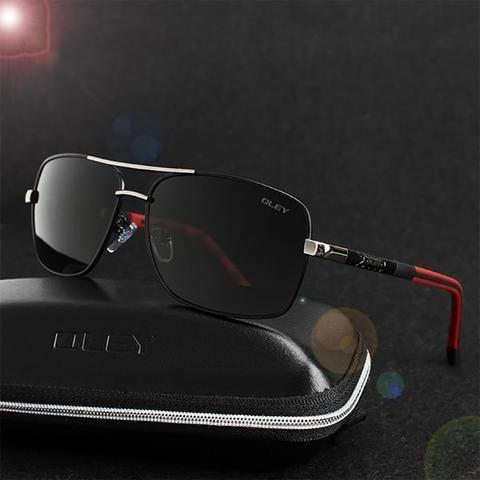 OLEY Polarized Sunglasses - Men - Make Your Lives