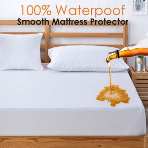 Hypoallergenic Waterproof Mattress Protector | Make Your Lives - $24.99