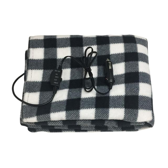 Automotive Car Electric Blanket | Make Your Lives - $29.99
