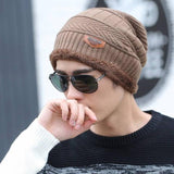 Winter Mens Soft Knitted Cap | Make Your Lives - $16.99