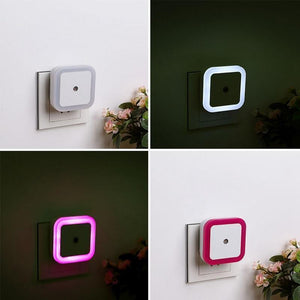 Sensor Auto Control LED Night Light
