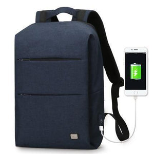 Smart Backpack with USB Charging Port Make Your Lives