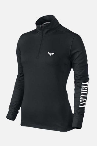 Runner 1/4 Zip Top