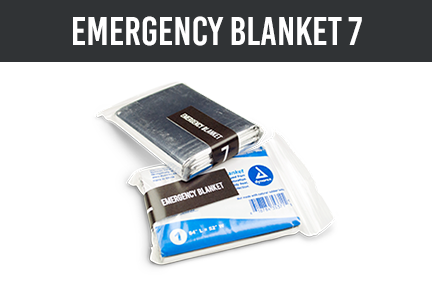 1 | Emergency Space Mylar Blanket