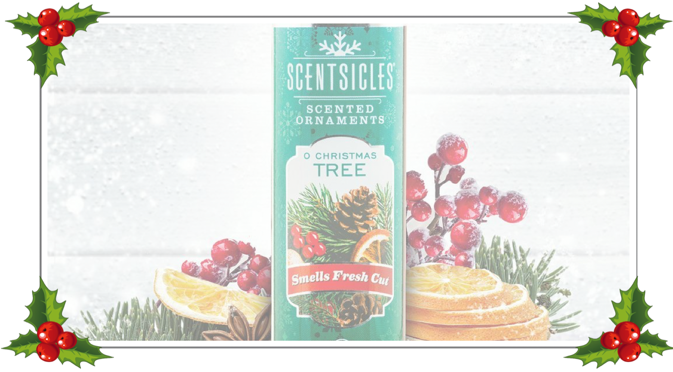 ScentSicles Christmas Scents