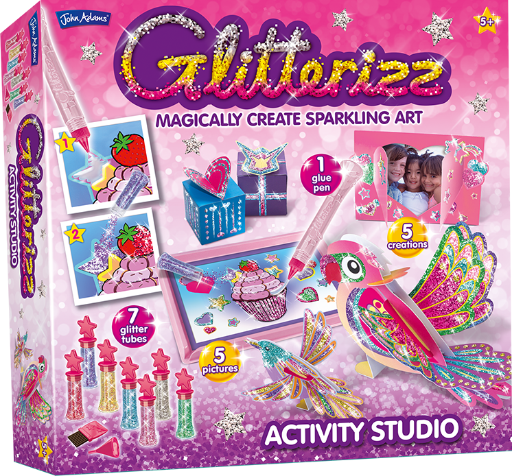 Glitterizz Activity Studio