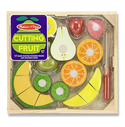 Melissa & Doug Wooden Cutting Fruit
