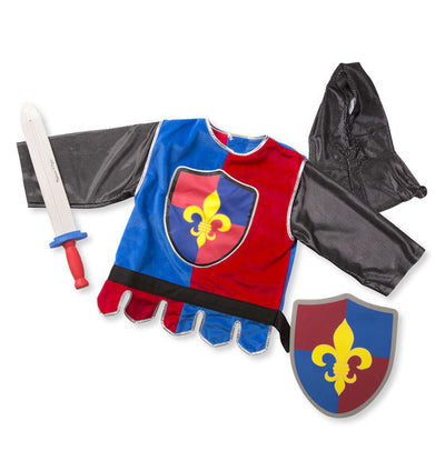 Melissa & Doug Knight Costume