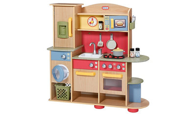 Little Tikes Wooden Kitchen Cookin' Creations | Totally Toys Ireland