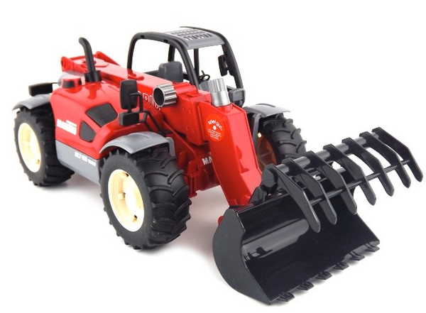 Bruder 02125 Manitou Telescopic Loader