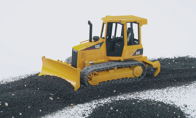 Bruder 02443 CAT Bulldozer On Tracks 1:16