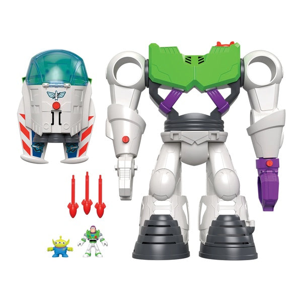 Imaginext Toy Story 4 Buzz Lightyear Robot