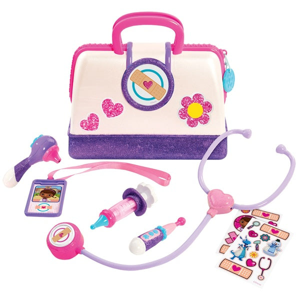 Doc McStuffins Doctor's Toy Bag Playset