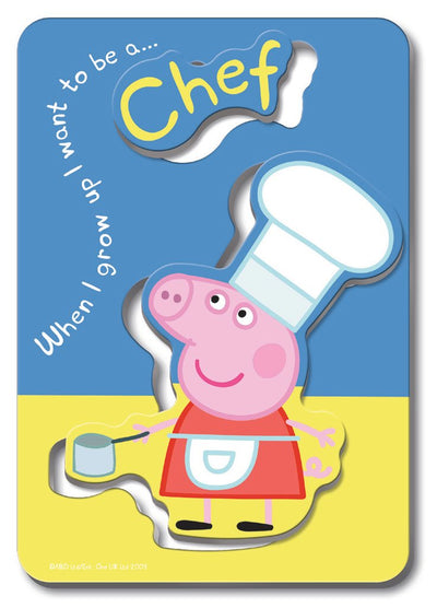 Peppa Pig When I Grow Up Jigsaw Puzzle