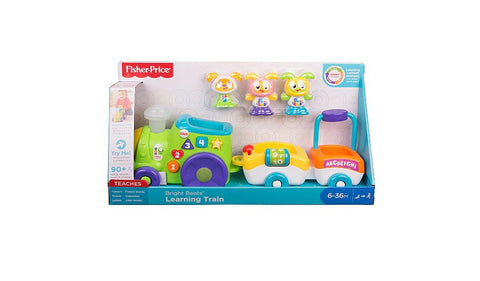 Fisher Price Bright Beats Learning Train