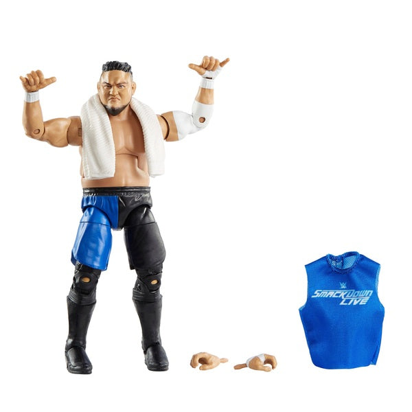 WWE Survivor Series Wrestling Figure Samoa Joe