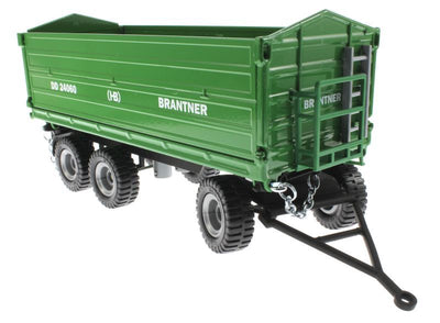 Siku 2877 Brantner 3 Axled 3 Sided Tipping Trailer 1:32