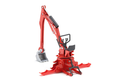 Siku 2066 Moser Rear End Digger 1:32