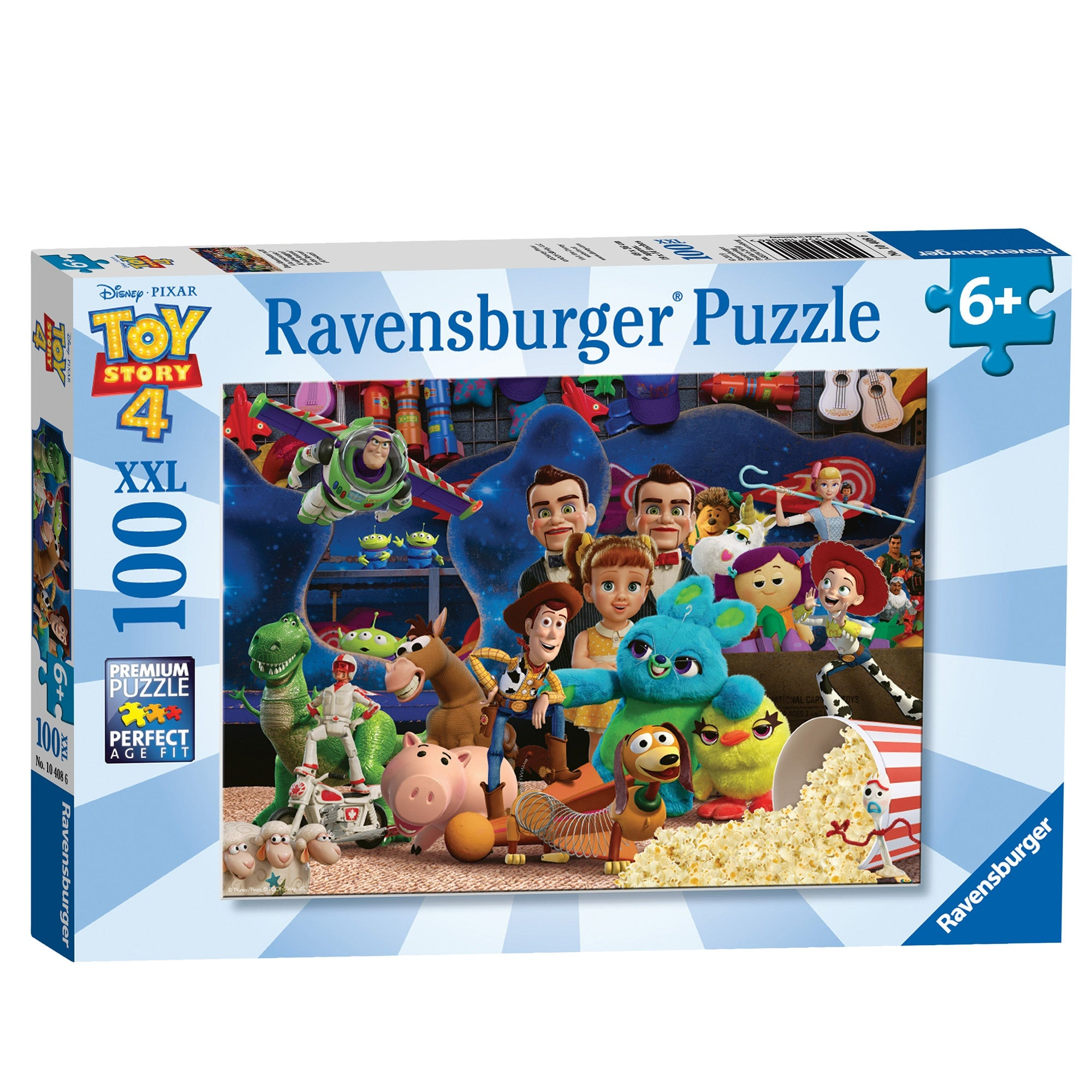 Toy Story 4 100pc Jigsaw Puzzle