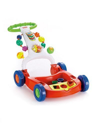 Fisher Price Walker To Wagon Baby Walker