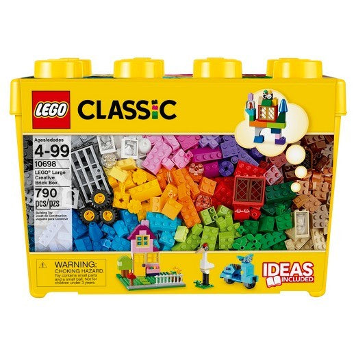 Lego Classic 10698 Creative Brick Box