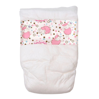 Baby Annabell Nappies 5pk