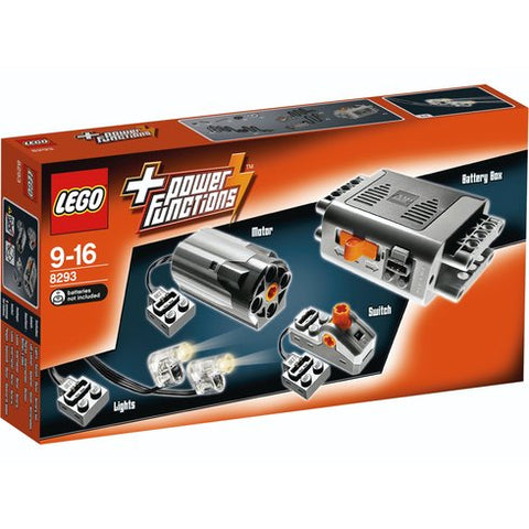 Lego Technic 8293 Power Functions Motor Set