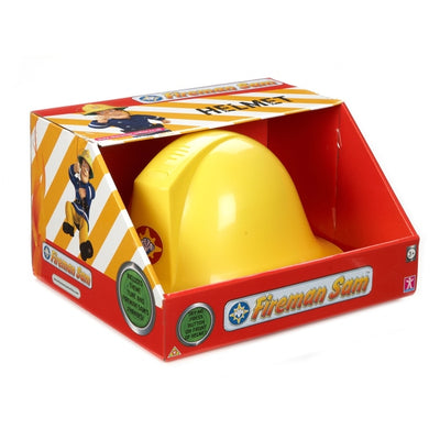 Fireman Sam Helmet With Sound