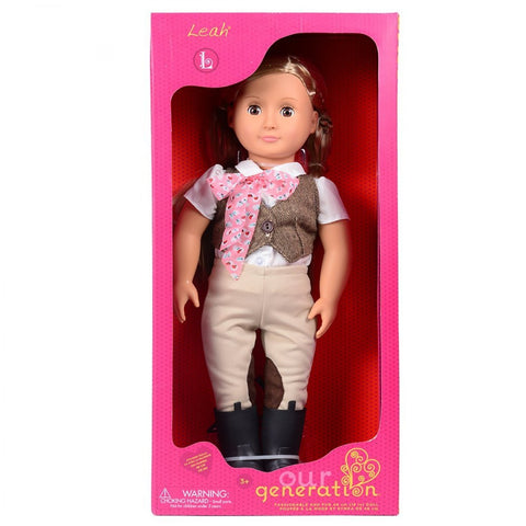 Our Generation Doll - Leah