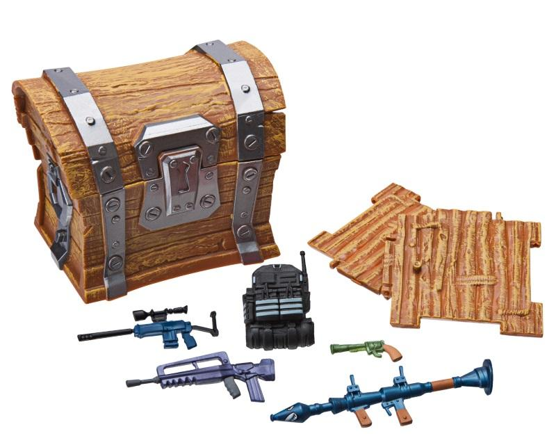 FORTNITE Loot Chest Accessory Set