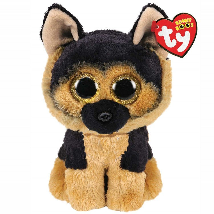 TY Spirit German Shepard Beanie Boo Soft Toy