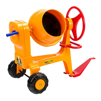 Wader Cement Mixer with Hitch