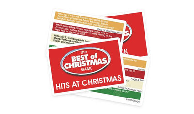 Logo The Best of Christmas Game