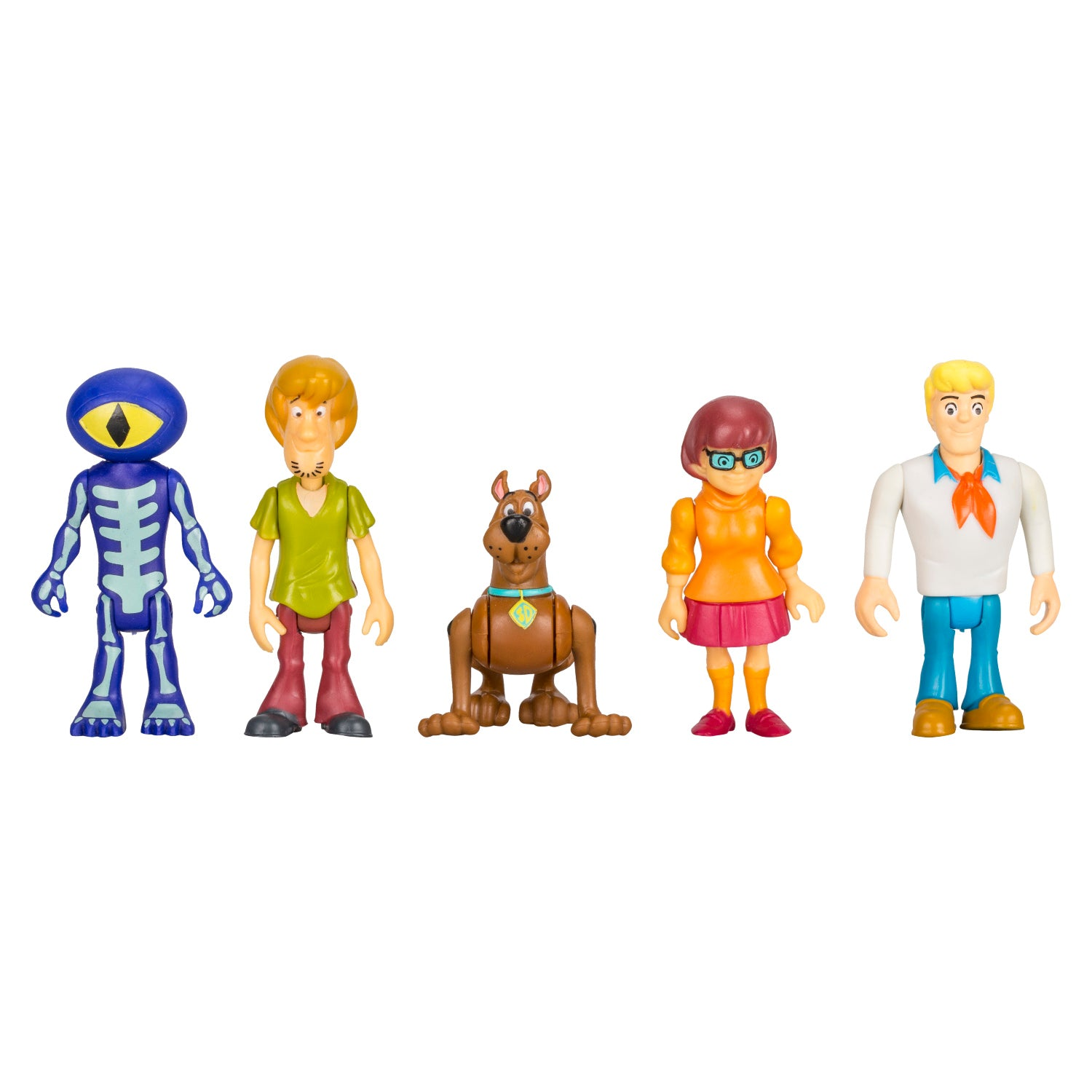 Scooby Doo 5 Figure Pack Assortment