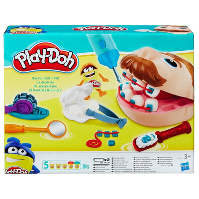 Play-Doh Doctor Drill N' Fill
