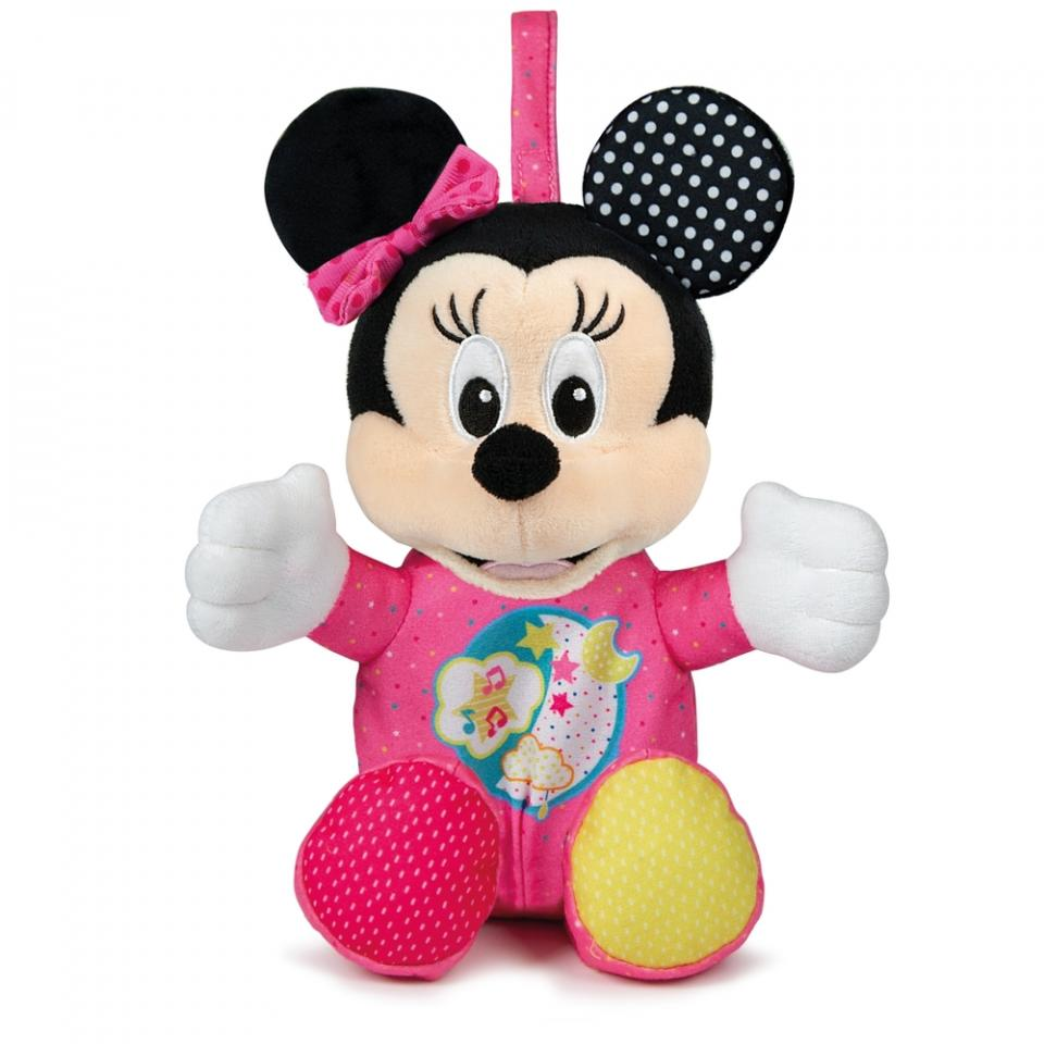 Baby Clementoni Minnie Mouse Baby Minnie Lights & Dreams