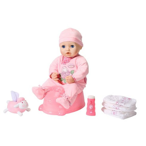 Baby Annabell Potty Training Set