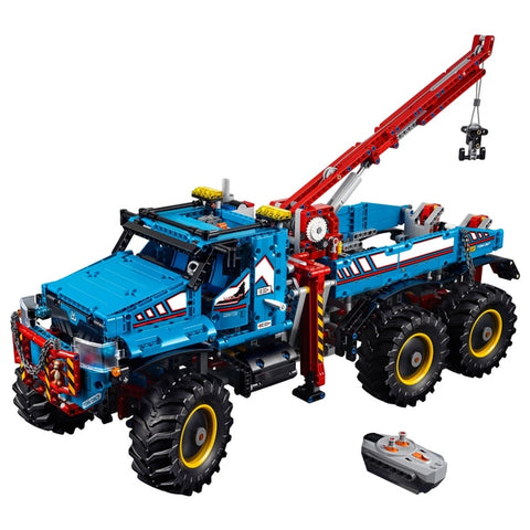 Lego Technic 42070 6x6 All Terrain Vehicle