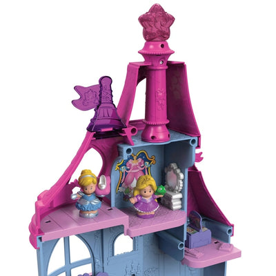 Fisher Price Little People Disney Princess Magical Wand Palace