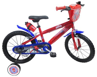 "Spider-Man 16""  Bike"