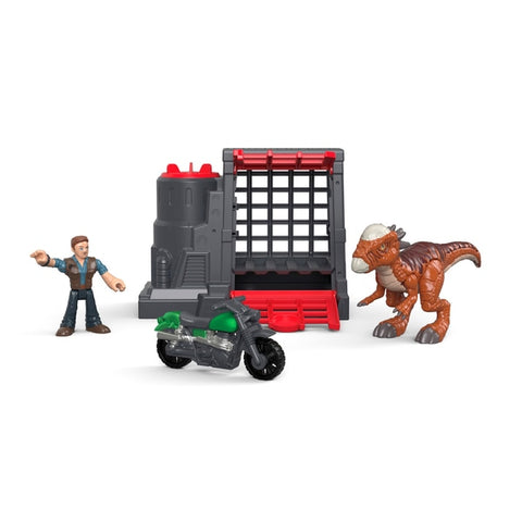 Imaginext Jurassic World Stygimoloch And Owen