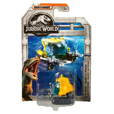Jurassic World Die Cast Vehicle