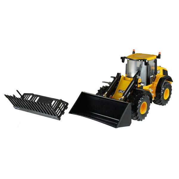 Britains 43223 JCB 4195 Wheeled Loading Shovel 1:32